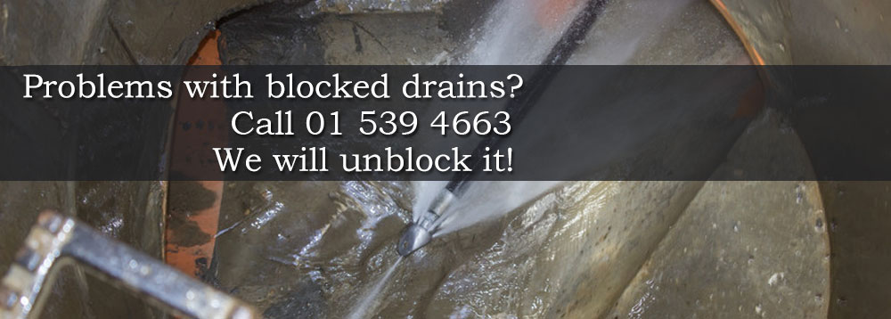 Drain Unblocking Dublin