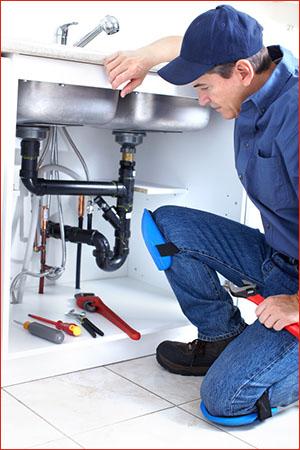 plumber east wall